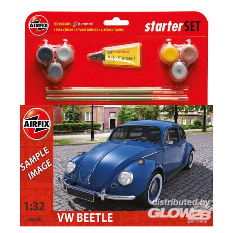 Airfix 1//32 Volkswagen Beetle Starter Set # A55207