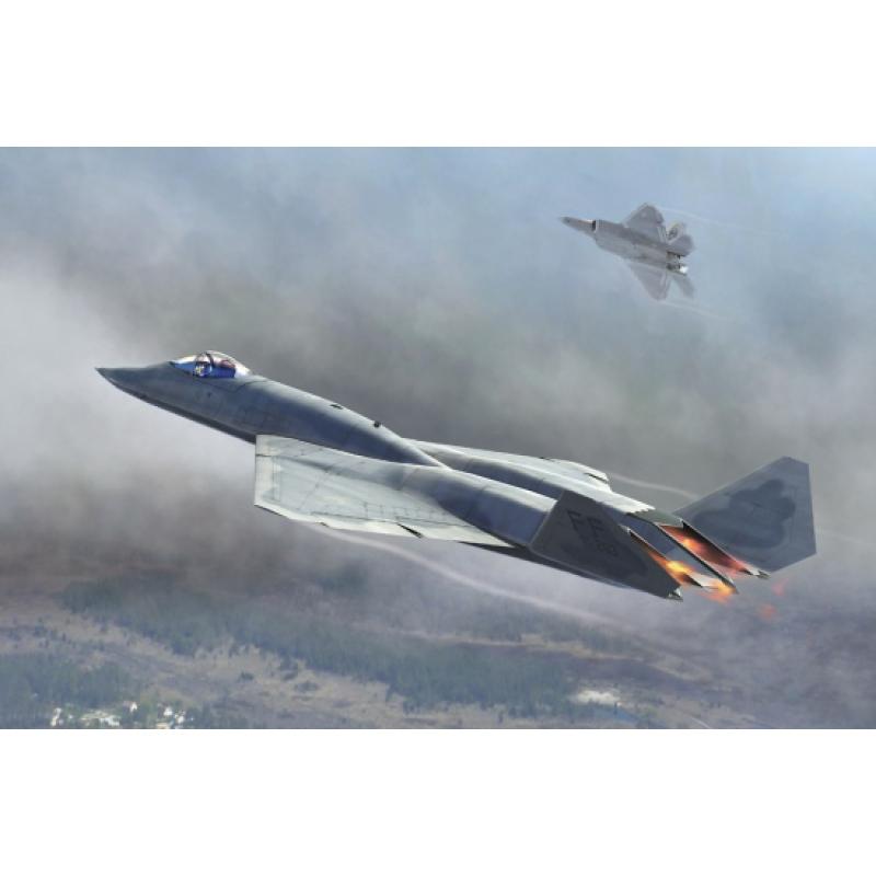 Hobby Boss 81722 - 1/48 USAF YF-23