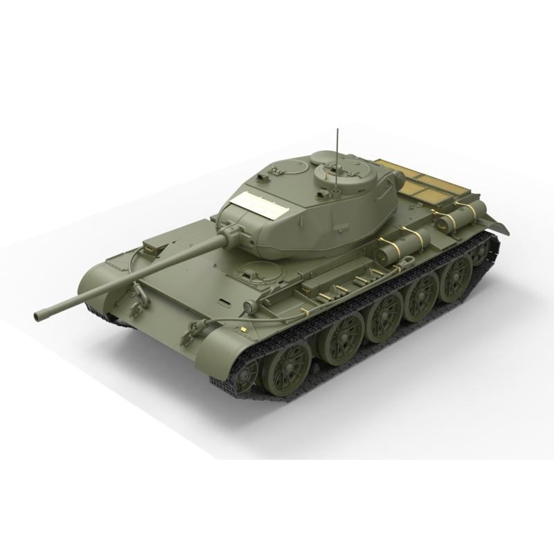 miniart 35193 modellbausatz 1 35 t 44 soviet medium tank. Black Bedroom Furniture Sets. Home Design Ideas