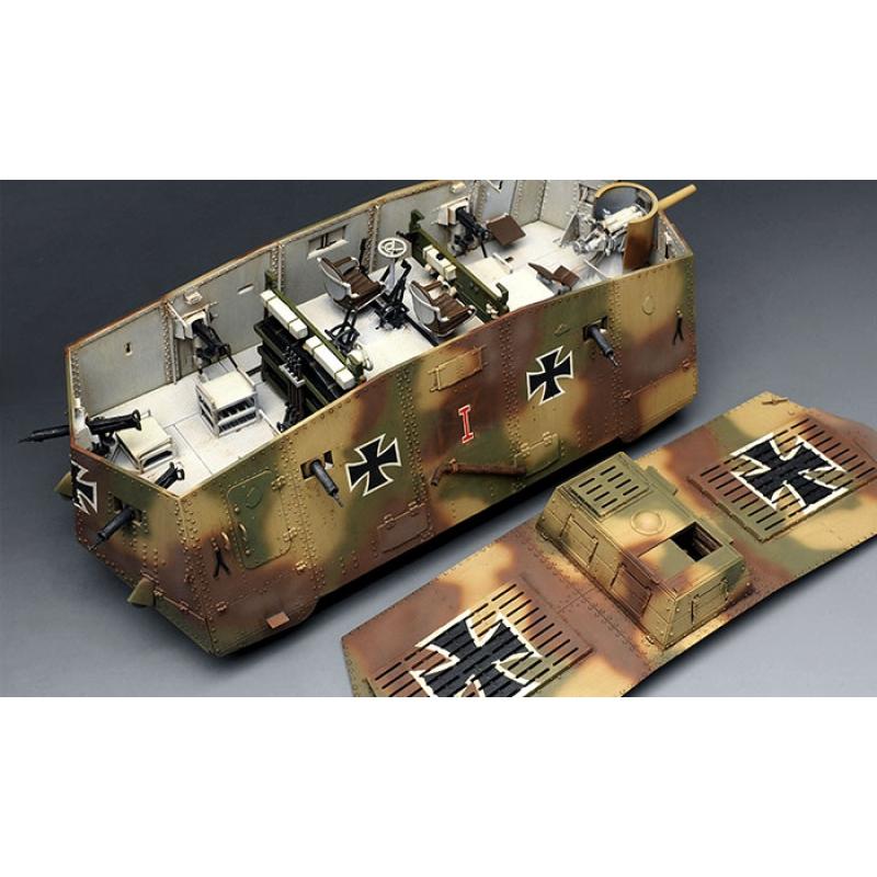 German Ak  Build Kit