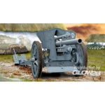German le FH18 10,5 cm Field Howitzer - ACE 1/72