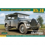 Kfz.16 medium personnel carrier - ACE 1/72