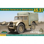Trattore Autocarro Sahariano AS.37 - ACE 1/72