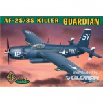 Grumman AF-2S/3S Killer Guardian - ACE 1/72