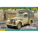 British light utility car 10hp Tilly - ACE 1/72