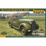 British Staf car 8hp Tourer - ACE 1/72