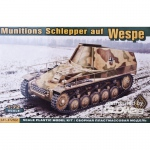 Munitions Schlepper auf Wespe - ACE 1/72