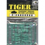 Transparent Periscope for Tiger I (late Version) - AFV Club 1/35