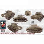 T77 Multiple Gun Motor Carriage - AFV Club 1/35