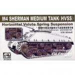 M4 Sherman (HVSS) Suspension - AFV Club 1/35