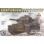 Centurion Mk.5/1 RAAC (Vietnam Version) - AFV Club 1/35