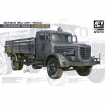 Büssing-NAG L4500S Military Truck - AFV Club 1/35