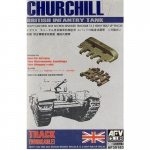 Churchill B.T.S.3 Heavy Built-Up Tracks (workable) - AFV...