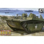 LVT-4 Water Buffalo (late Type) - AFV Club 1/35