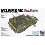 M16 MGMC Meat Chopper - AFV Club 1/35
