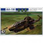 AH-1W Super Cobra NTS Updated - AFV Club 1/35