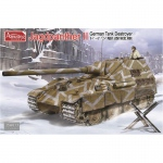 Jagdpanther II (German Tank Destroyer) - Amusing Hobby 1/35