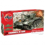 Cromwell Cruiser Tank (new tool) - Airfix 1/76