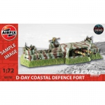 D-Day Coastel Defence Fort - Airfix 1/72