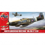 North American P-51K Mustang Mk.IVA - Airfix 1/24