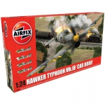 Hawker Typhoon Mk.1B 'Car Door' - Airfix 1/24