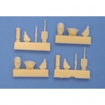 German WWII Accessories - Aires 1/35