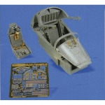 A-7E Corsair II (early) Cockpit Set - Aires 1/32