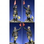 Russian Officer WWII - Alpine Miniatures 1/16