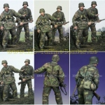 12. SS Grenadier Set - Alpine Miniatures 1/35