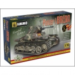 Panzer I Ausf.A Breda (Limited Edition) - Ammo of Mig 1/16