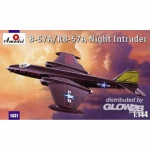 B-57A / RB-57A Night Intruder - Amodel 1/144