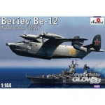 Beriev Be-12 Mail Soviet Flying Boat - Amodel 1/144