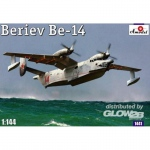 Beriev Be-14 Soviet Rescue Aircraft - Amodel 1/144