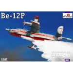 Beriev Be-12P Soviet Firefighter - Amodel 1/144