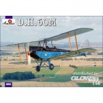 De Havilland DH.60M Metal Moth - Amodel 1/48