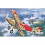 Hawker Fury Spanish AF Fighter - Amodel 1/72
