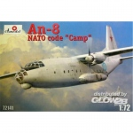 Antonov An-8 Camp - Amodel 1/72