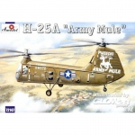 H-25A Army Mule USAF Helicopter - Amodel 1/72