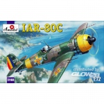 IAR-80C Romanian Fighter - Amodel 1/72