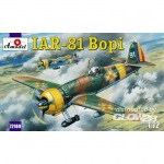 IAR-81 Bopi Romanian Fighter - Amodel 1/72