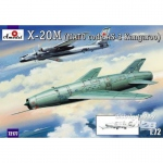 X-20M (AS-3 Kangaroo) Soviet guided Missile - Amodel 1/72