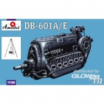 DB-601A/E Engine - Amodel 1/72