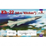 Kh-22 (AS-4 Kitchen) Missile - Amodel 1/72
