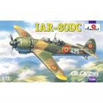 IAR-80DC Romanian Training Aircraft - Amodel 1/72