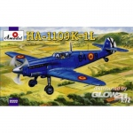 HA-1109-K1L Spanish Fighter - Amodel 1/72