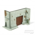 Factory Facade - Add On Parts 1/72