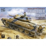 British Crusader Mk.III - Border Model 1/35