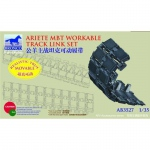 Italian C-1 Ariete MBT Workable Track Link Set - Bronco 1/35