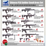 Chinese PLA Solider Small Arms Set - Bronco 1/35