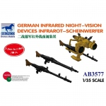German Infrared Night-Vision Devices...